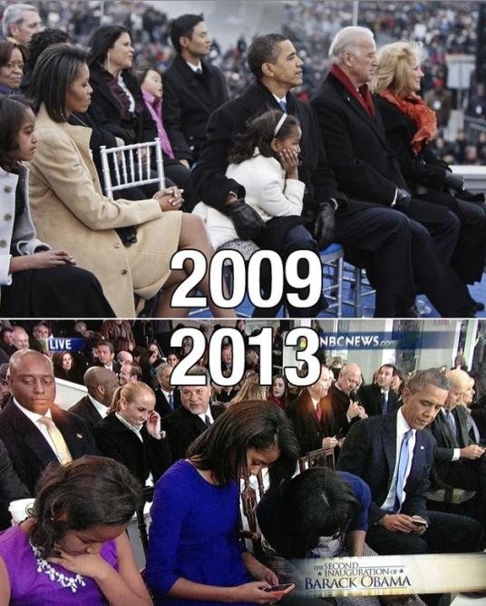 insediamento Obama